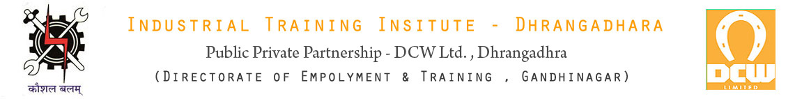 Industrial Training Institute, Dhrangadhara, Gujarat, India - 364240