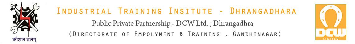 Industrial Training Institute, Dhrangadhara, Gujarat, India - 364240